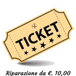 Buono Riparazone da 10 Euro